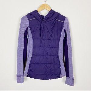 Lululemon Athletica Fluff Off Pullover jacket 4